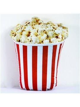 Popular Popcorn Design PP Cotton Decorative Throw Pillow