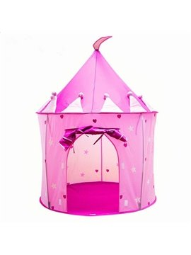 Pretty Princess Castle Design Kids Indoor Tent