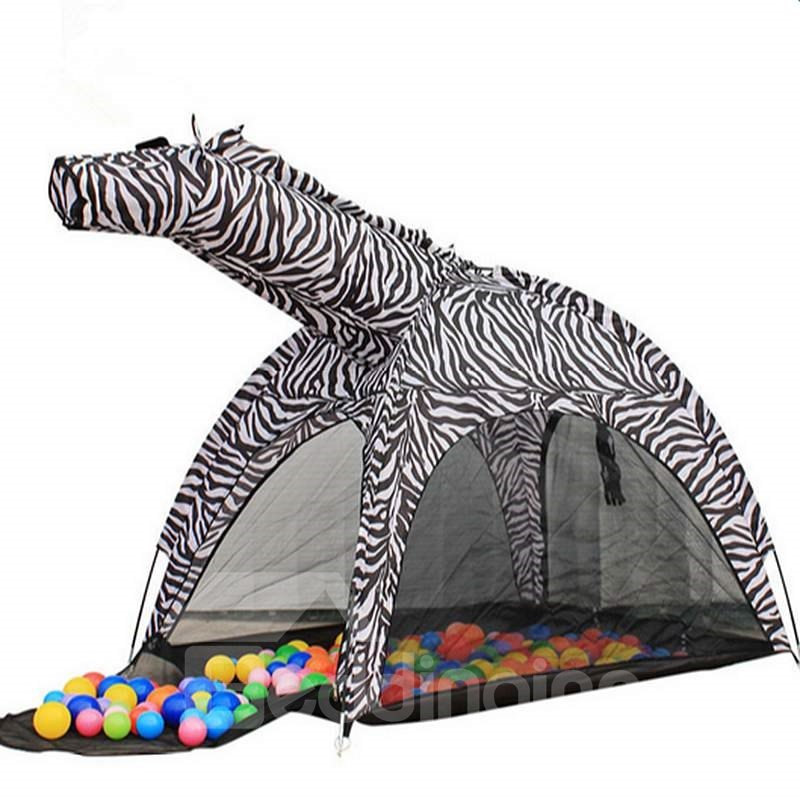Creative and Funny Zebra Design Kids Indoor