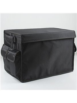 High-Grade Oxford Cloth Material With High Capacity Multiple Pockets Car Organizer