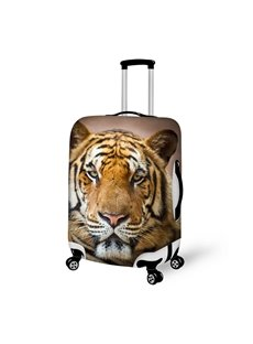 Popular Tiger Pattern 3D Painted Luggage Cover