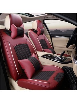 Thick Stretch-Resistant Good Elasticity High-Grade Mash Up Universal Car Seat Cover