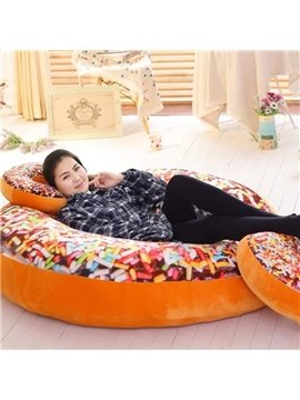 Huge Doughnut Design Lazy Sofa Tatami Seat