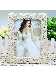European Style Flowers Decoration Home Decorative Desktop Photo Frame