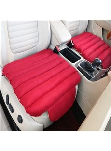 Unique 3D Design Velvet Surface Material And High-Grade Cotton Filler 1-Piece Front Car Seat Mat