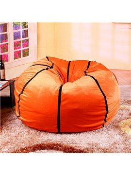 Super Soft Creative Basketball Design Bean Bag Chair