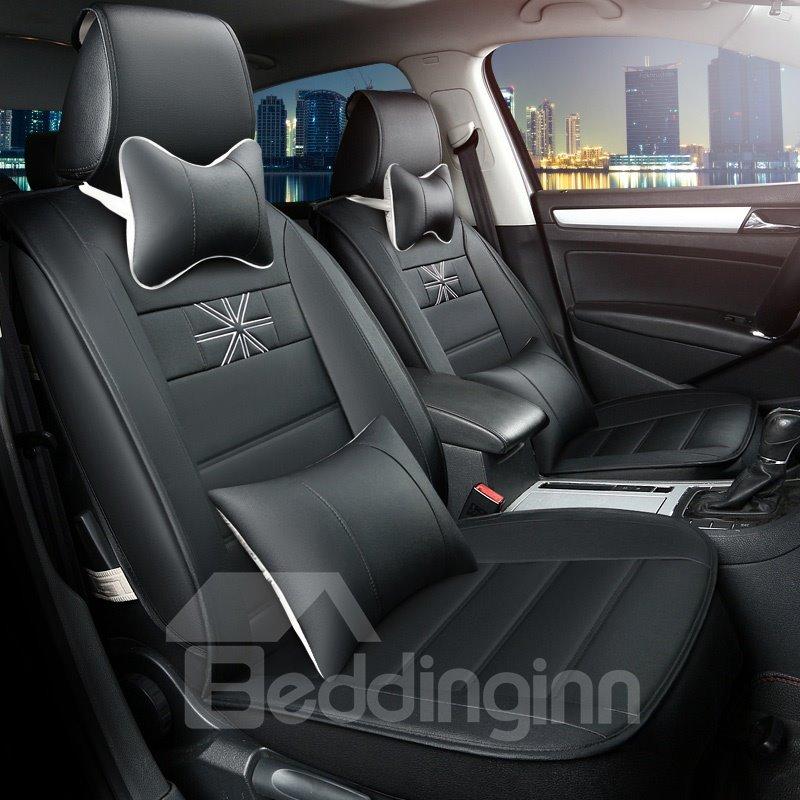 Beautiful Design Luxurious Rubbing Genuine Leather Car