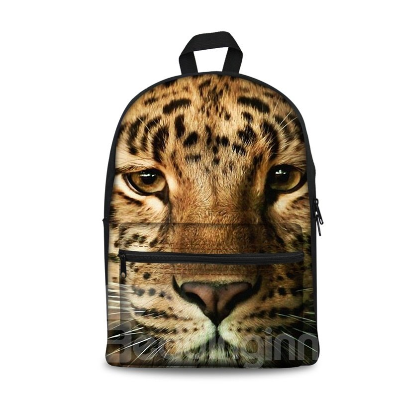 Hot New 3D Animals Tigers Print Backpack