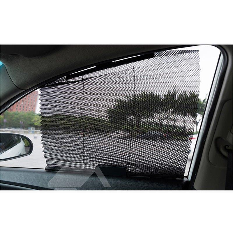 Flexible Mesh Window Shade Design Sun UV Light Protection For Car Windows 12927137