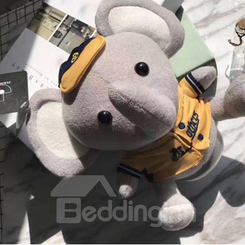 Talking Elephant Music Plush Toy Child Gift