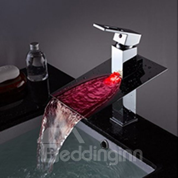 high quality amazing led color changing bathroom sink 19171