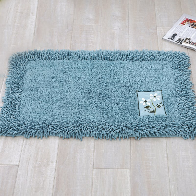 INOpets.com Anything for Pets Parents & Their Pets Contemporary Home Decor Solid Color Bath Rug