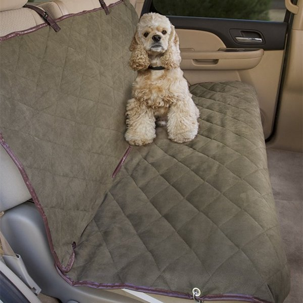 INOpets.com Anything for Pets Parents & Their Pets Hook Up Style Rear Pets Seat Mat