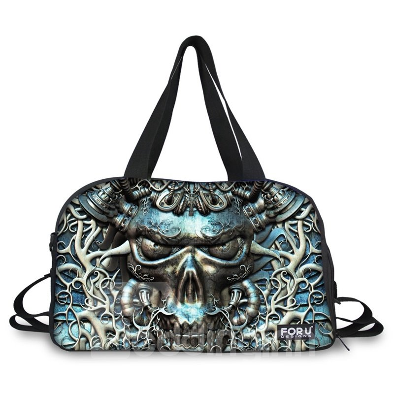 Cool Abstract Pattern 3D Painted Travel Bag