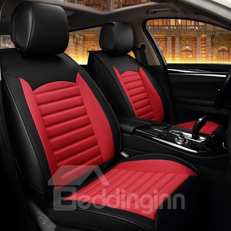 Classic Casual Business Design Comfortable Universal Fit Car Seat Covers