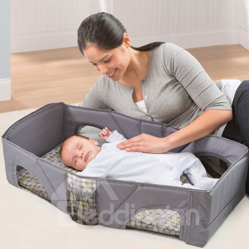 INOpets.com Anything for Pets Parents & Their Pets Infant Travel Environmental Breathable Mummy'Gift Baby Bed