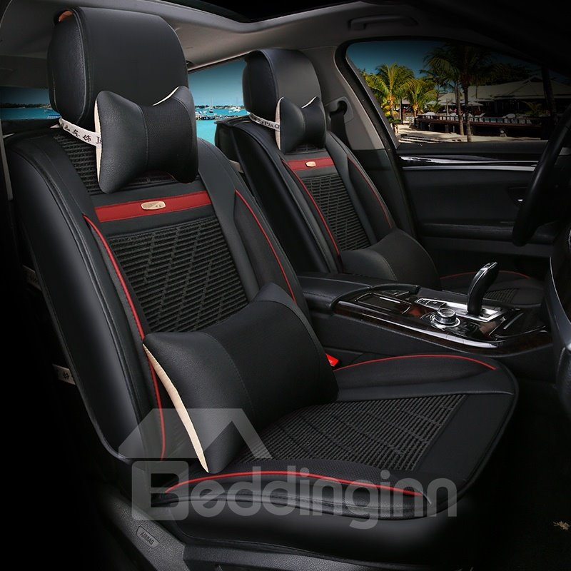 Classic Stylish Business Style Design Custom Fit Car Seat Covers